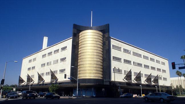 LACMA West Exterior - H 2011