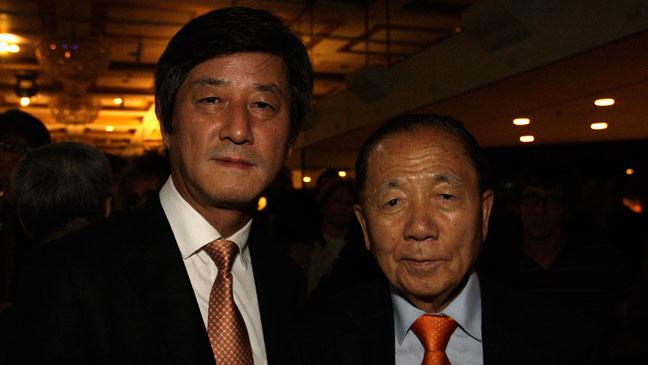Lee Yong-Kwan and Kim Dong-Ho - H 2011