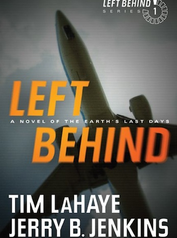 Left Behind Cover P