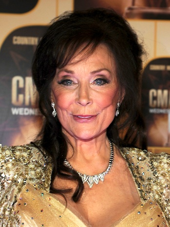 Loretta Lynn Headshot 2010 Getty