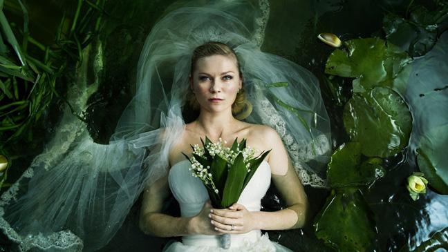 Melancholia Kirsten Dunst - H 2011