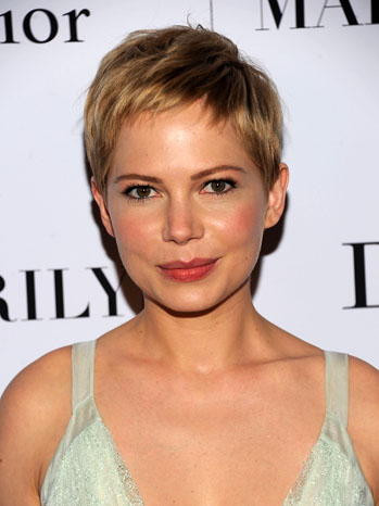MIchelle Williams Fashion Fash Track - P 2011