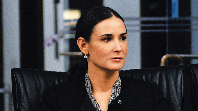 "Demi Moore in ""Margin Call"""