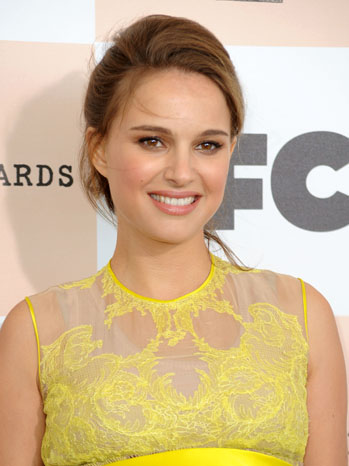 Natalie Portman Indy Spirit Awards - P 2011