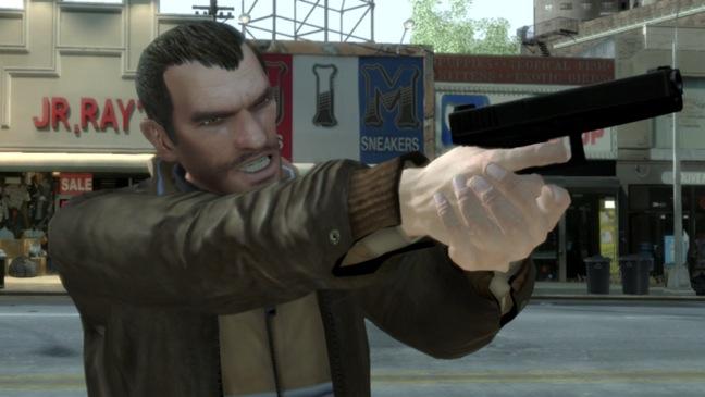 Grand Theft Auto - Video Game Still - H - 2011