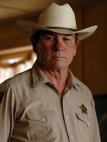 No Country for Old Men - Movie Stills: Tommy Lee Jones - P - 2007