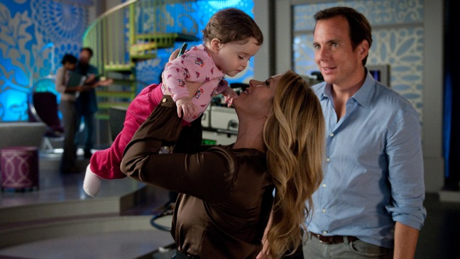 "Up All Night - TV Still: Mr. Bob's Toddler Kaleidoscope"" Episode 105 - H - 2011"