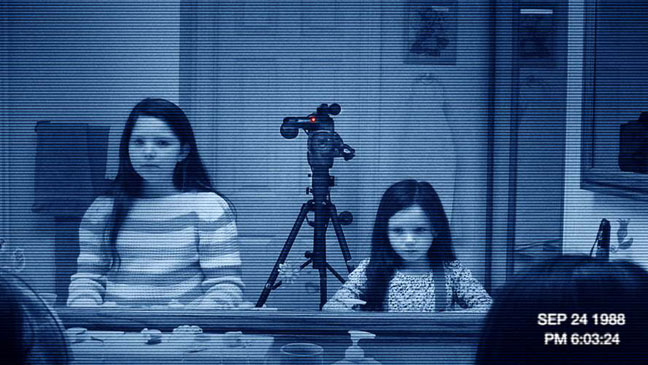 Paranormal Activity 3 Film Still - H 2011