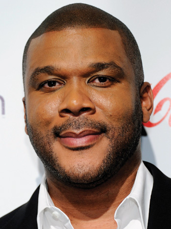 Showrunners Tyler Perry Headshot