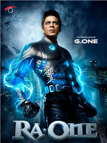RA.ONE: Film Review | Hollywood Reporter