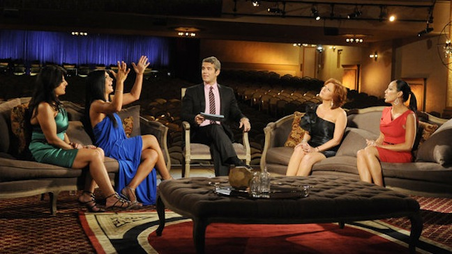 Real Housewives of New Jersey Reunion 2011