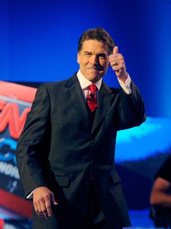 Rick Perry GOP Las Vegas - P 2011