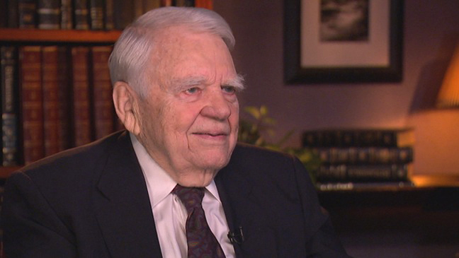 Andy Rooney-60 Minutes-H