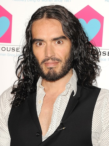 Russell Brand Friendly House P 2011