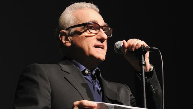 Martin Scorsese Hugo Screening NYFF H 2011