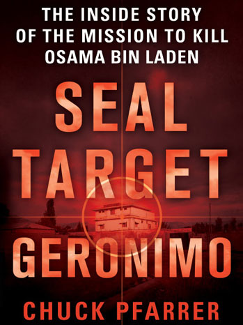 Seal Team Geronimo Book Cover - P 2011