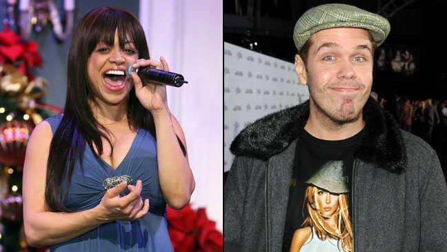 Stacy Francis Perez Hilton Split - H 2011