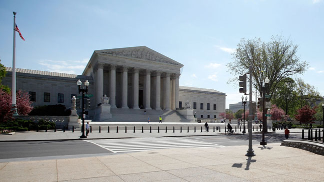 U.S. Supreme Court Building - H 2011