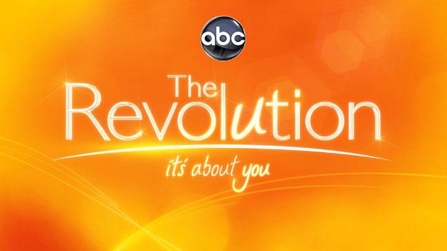 The Revolution ABC Logo - H 2011