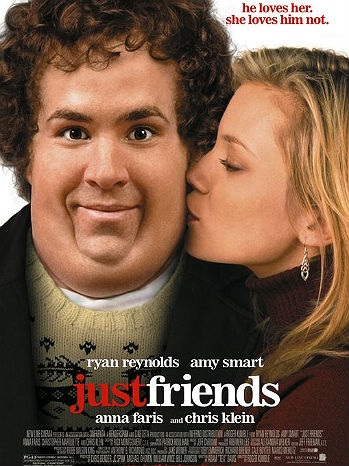 Just Friends Ryan Reynolds Movie Poster