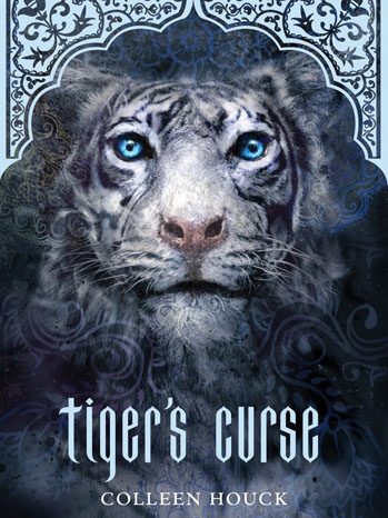 Tiger's Curse Book Cover - P 2011
