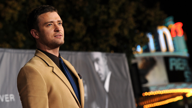 Justin Timberlake - In Time Premiere - 2011
