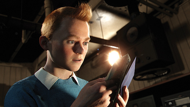 """The Adventures of Tintin"""