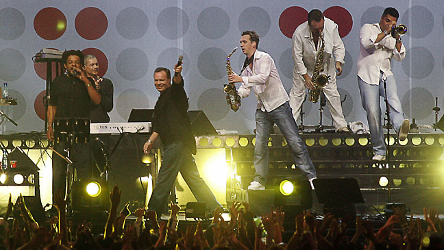 UB40 South Africa Stage - H 2011
