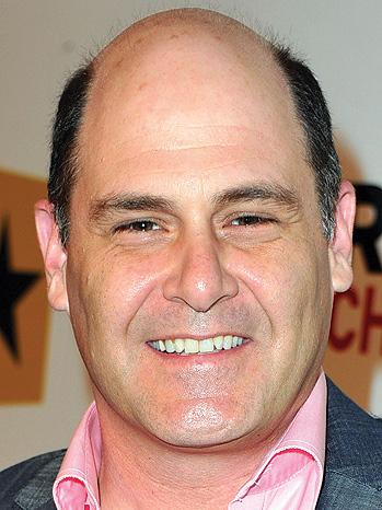 Showrunners Matthew Weiner Headshot
