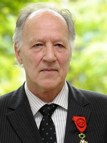 Werner Herzog Headshot - P 2011