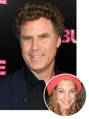Will Ferrell Lauryn Bubble - P 2011