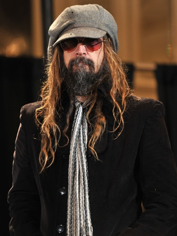 Rob Zombie - 26th Annual Rock And Roll Hall Of Fame Induction Ceremony - P - 2011