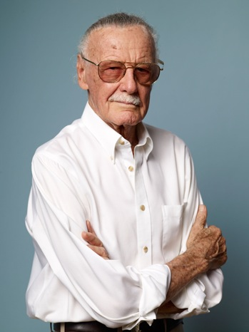 Stan Lee - Comic Con Portrait - P - 2011