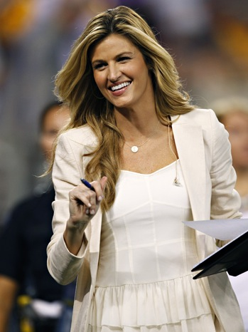 Erin Andrews - Oregon v LSU - P - 2011
