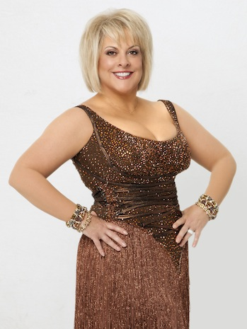 Nancy Grace Promotional Still Dancing With the Stars P