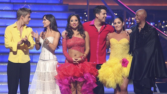 Dancing With the Stars Final Three H 2011