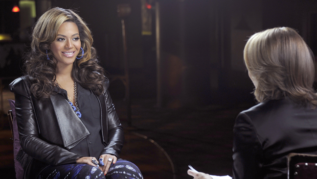 Beyonce Katie Couric 20-20 H 2011