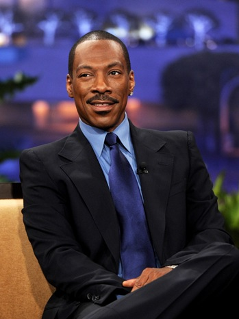 """Eddie Murphy - On """"The Tonight Show With Jay Leno - H - 2011"""