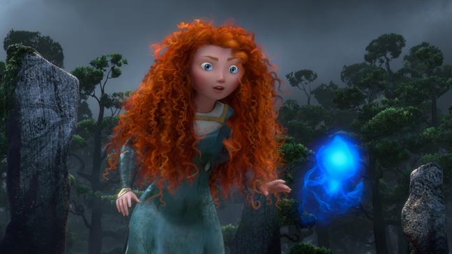 Brave Pixar Still 2012 H