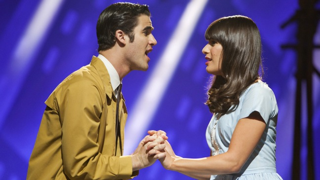 "Glee - TV Still: ""The First Time"" - H - 2011"