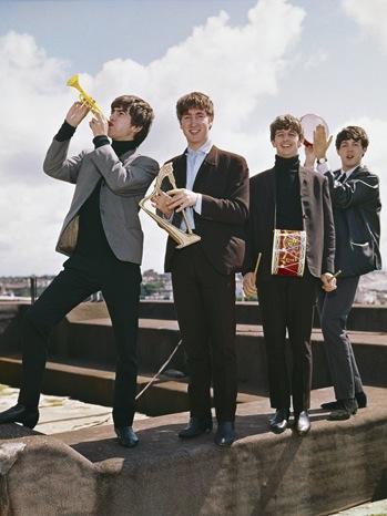 The Beatles - Portrait - P - 1964