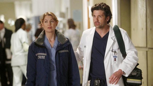 Grey's Anatomy - TV Still: Dark Was the Night - H - 2011