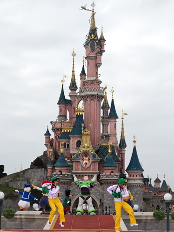 "Disneyland Paris Launches ""New Generation Year"" Attractions - P - 2010"