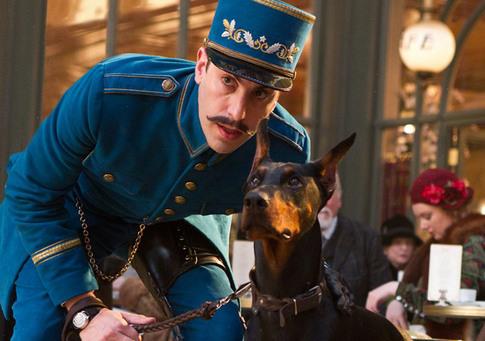 The Dog in 'Hugo'