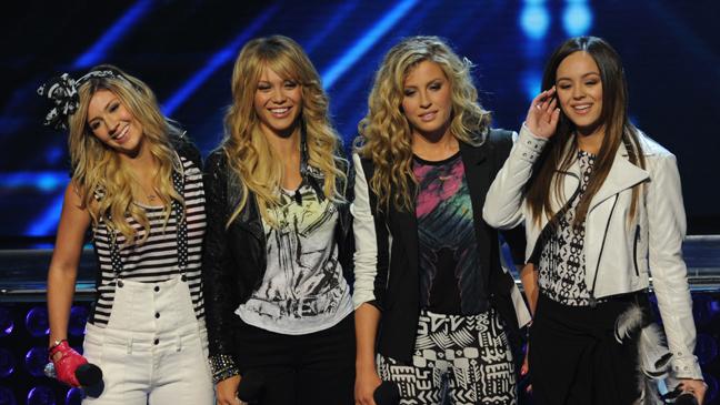 Lakoda Rayne X Factor Still H 2011