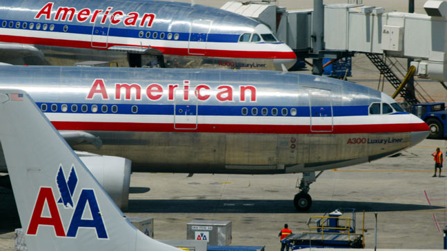 American Airlines - H 2011