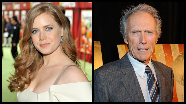 Amy Adams Clint Eastwood - H 2011