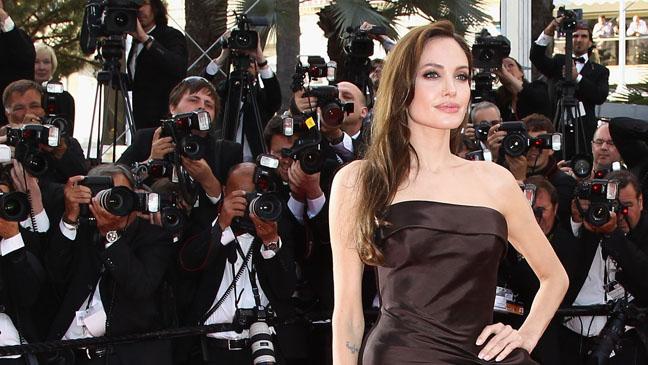 Angelina Jolie Camera Line - H 2011