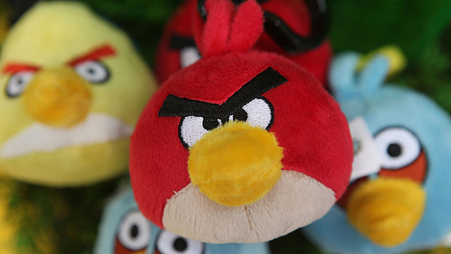 43 REP Angry Birds H