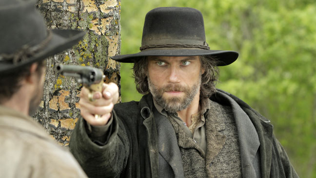 Anson Mount Hell on Wheels - H 2011